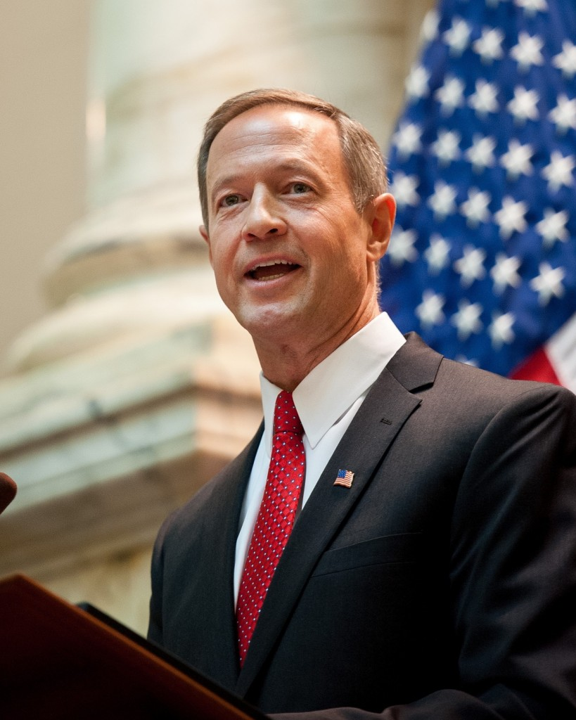 Gov. Martin O'Malley delivers his 2014 State of the State Address.
