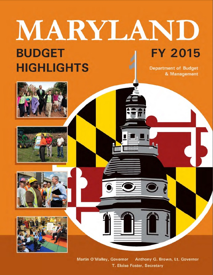 Budget highlights cover