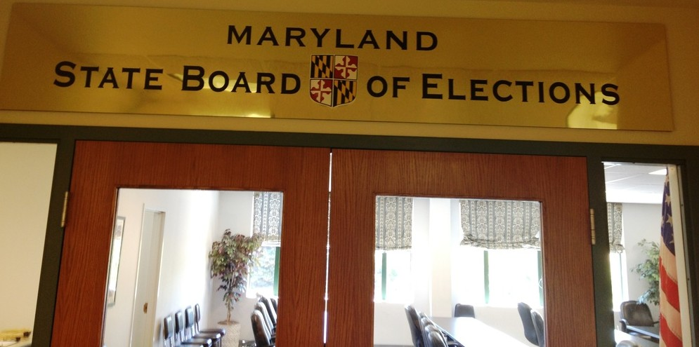 Maryland makes getting on statewide ballot easy