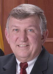 Sen. James Ed DeGrange
