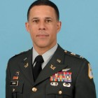 Col. Anthony Brown in uniform