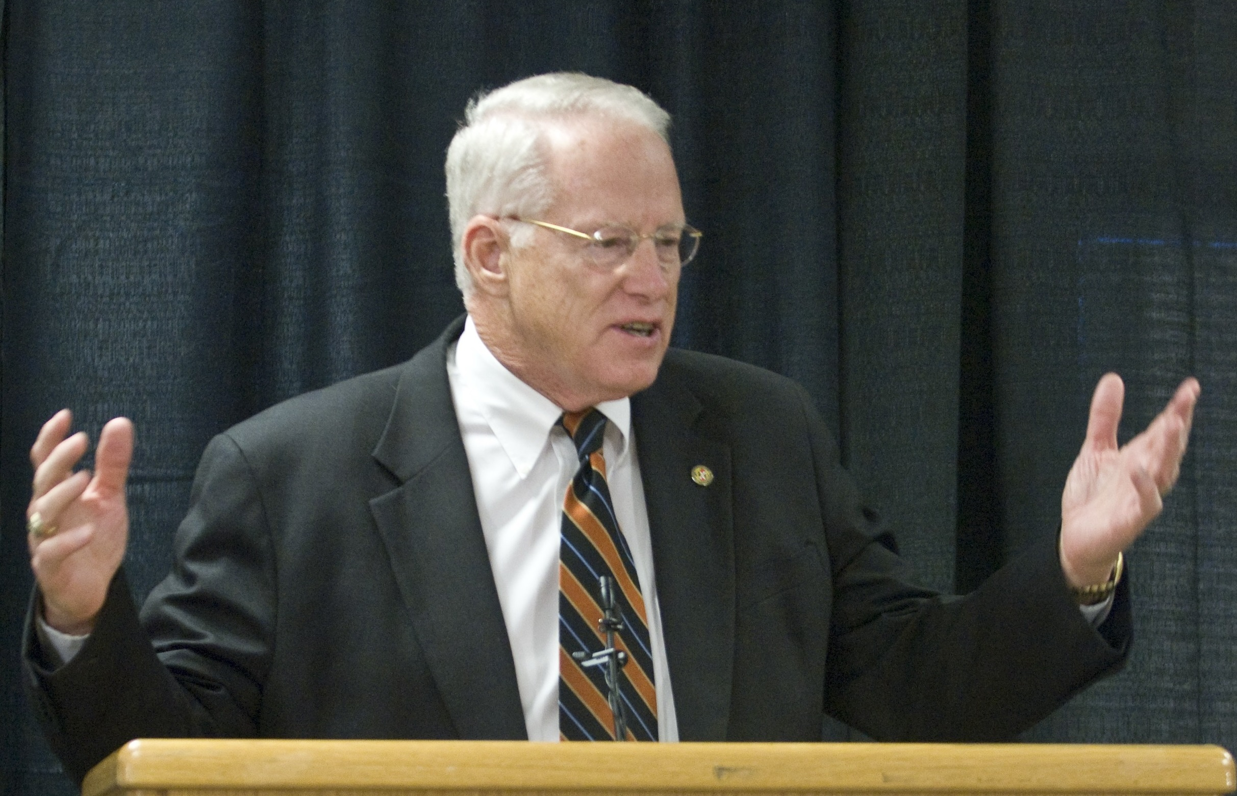 Kirwan named to chair school funding commission