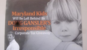 Brown Mailier of Gansler corporate giveway
