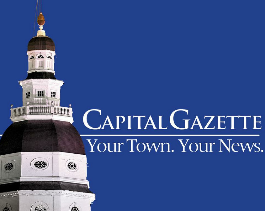 Capital Gazette logo
