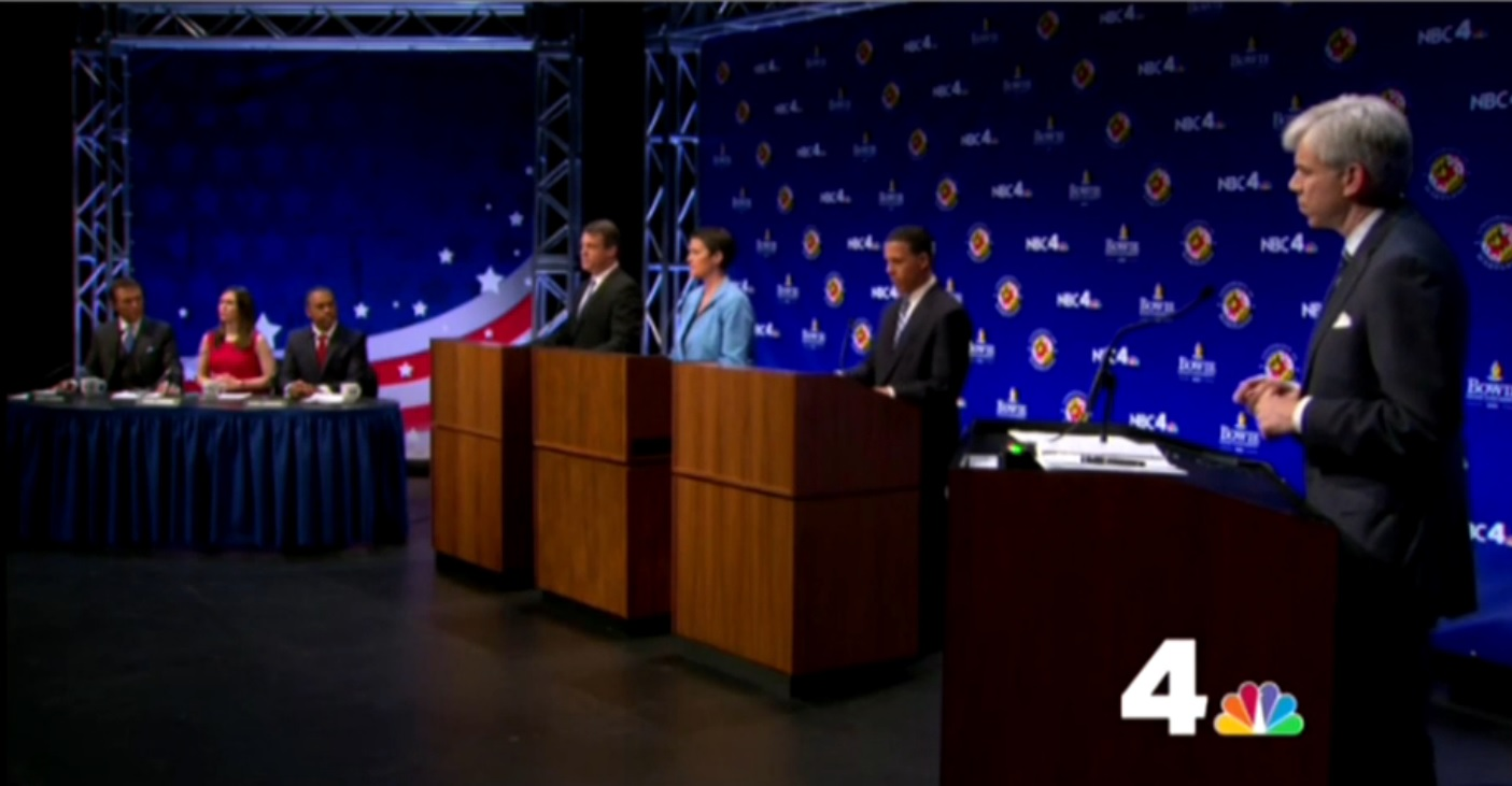 Rascovar: Reviewing 1st debate in Md. governor's race