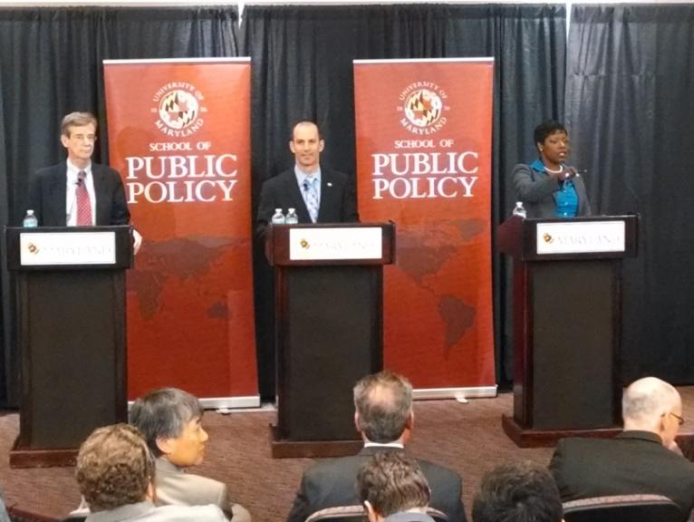 Attorney general candidates debate