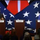Attorney General Doug Gansler and Del. Heather Mizeur debate on Fox 45.