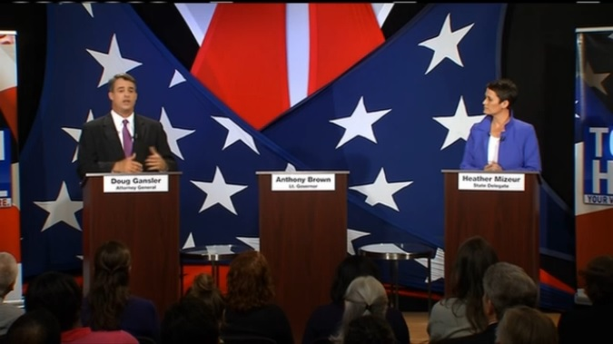 Commentary: Vatz on Gansler-Mizeur debate minus Brown