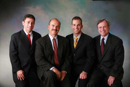 From left: Sen. Bobby Zirkin, Dels. Dan Morhaim, Jon Cardin, Dana Stein