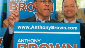 Brown OMalley campaign