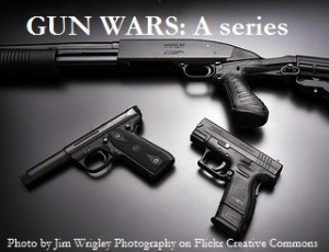 Gun Wars new logo