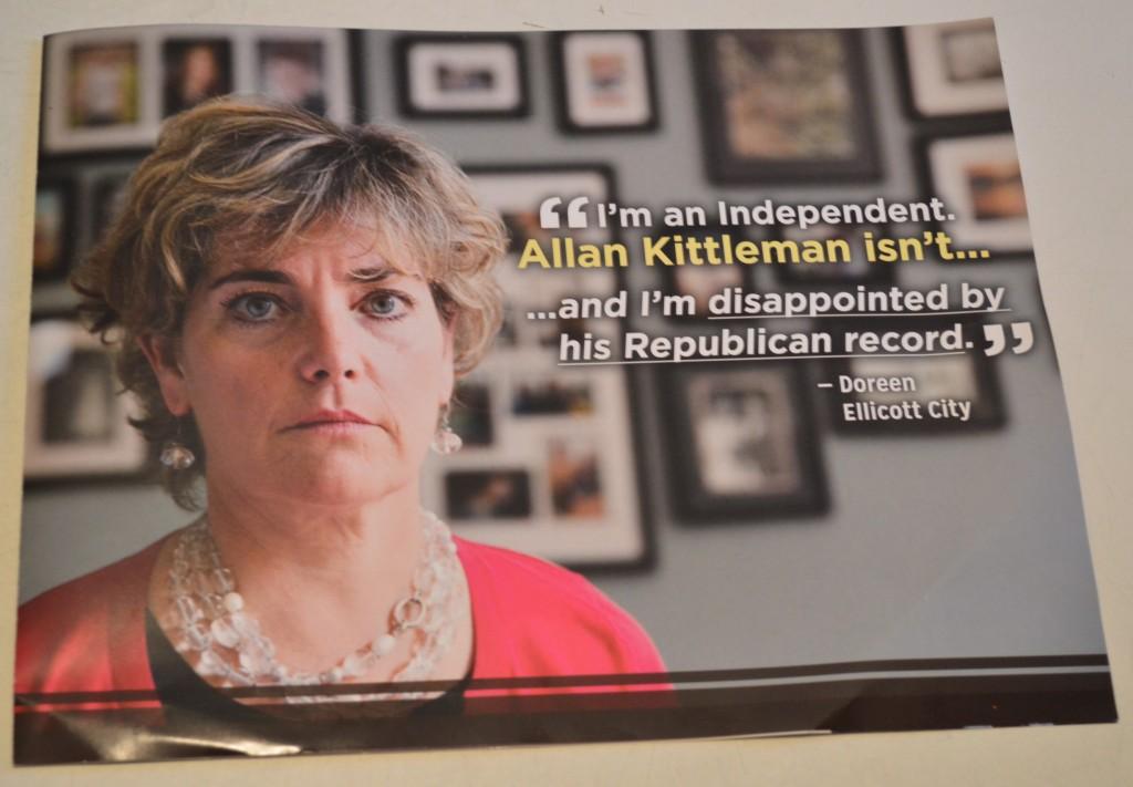 Kittleman mailer cover