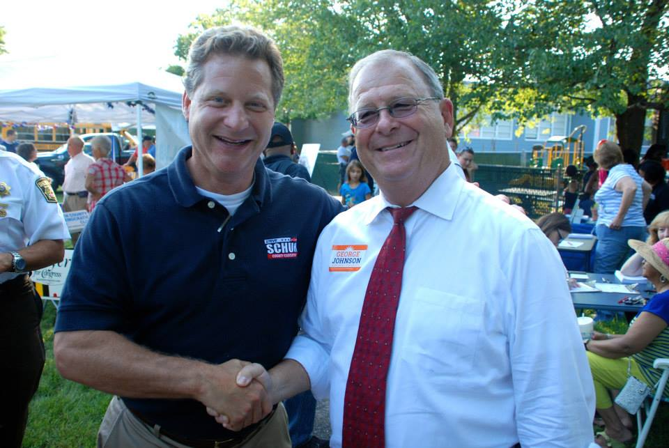 Will Anne Arundel voters let George Johnson do it — or Steve Schuh?