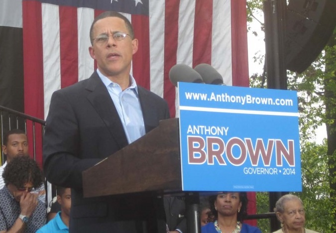 Rascovar: Why Brown could lose race for Maryland governor