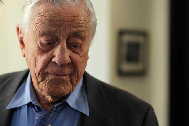 Ben Bradlee had a good life and also did good for Maryland