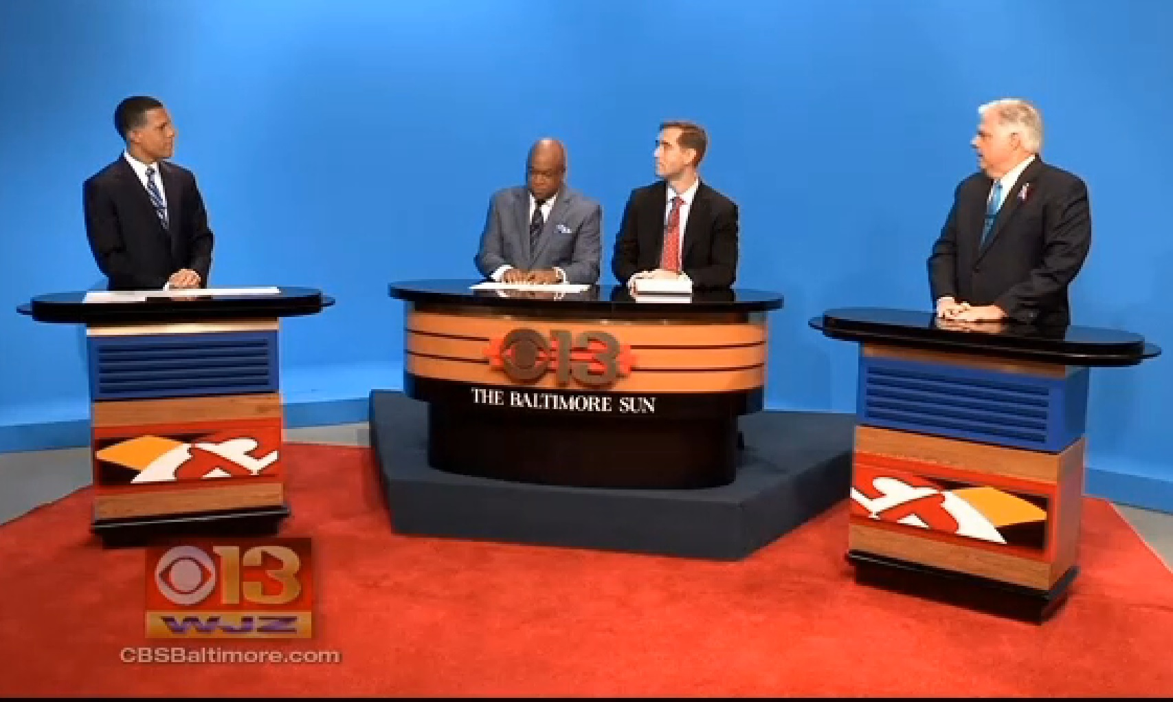 Analyzing the gubernatorial debate: Commentators react
