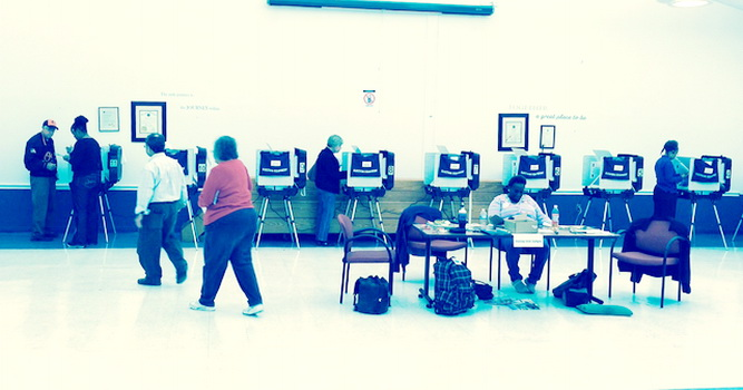 Republicans question faulty voting machines, federal lawsuit says non-citizens have voted