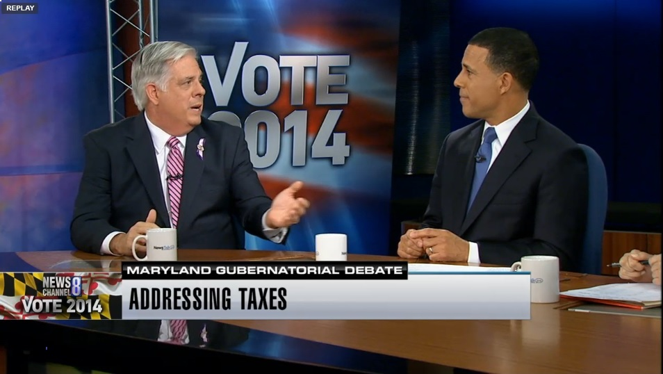 Hogan-Brown debate 2: Eberly calls it a tie and analyzes the campaign