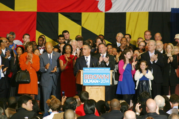 Brown concedes and predicts 'tough road' for Hogan