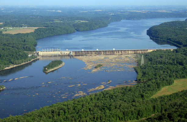 Maryland seeks to deny permit for Conowingo Dam