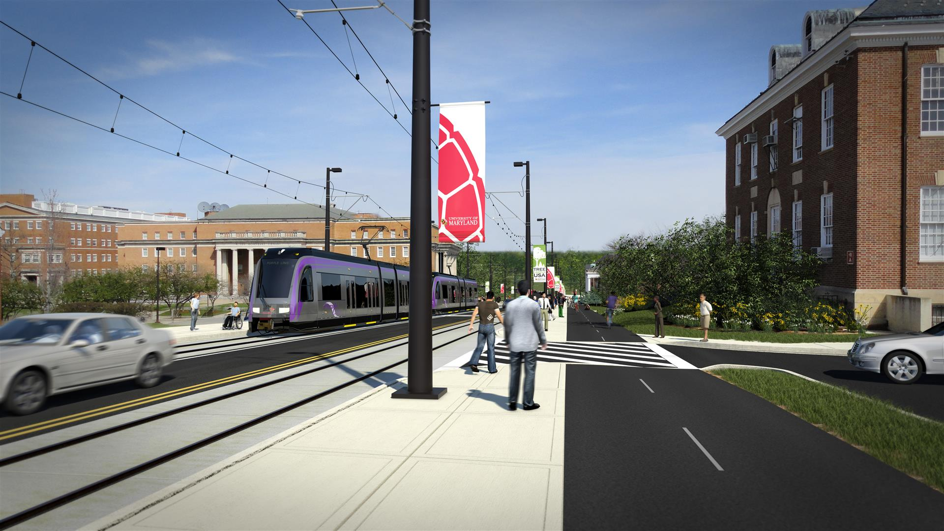 Board of Public Works approves $5.6 billion Purple Line agreement