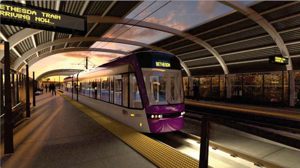 Myths about the Purple Line