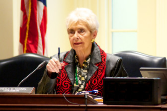 Del. Sheila Hixson had chaired the House Ways and Means for 23 years.