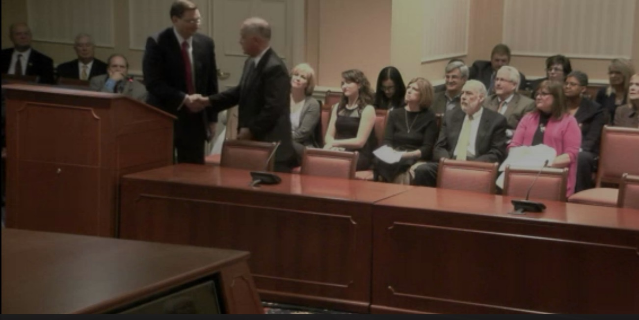 Some more transparency in Annapolis: Senate committees video live stream hearings
