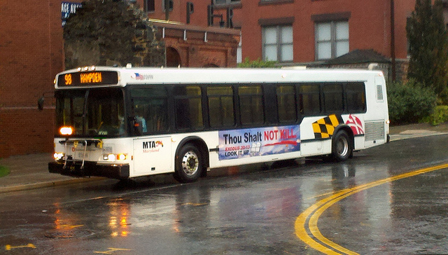 Rascovar: Plan B for Baltimore transit