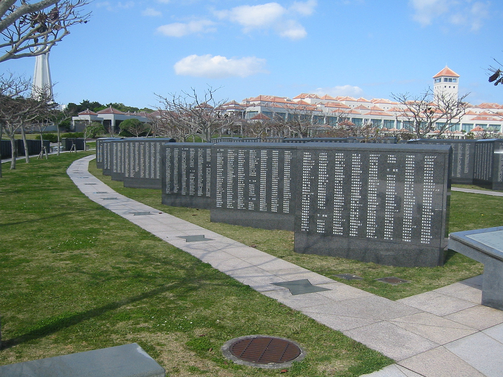 Okinawa: Remembering all the dead