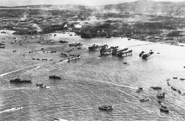 Okinawa: 70th anniversary of the biggest & last battle of the Pacific