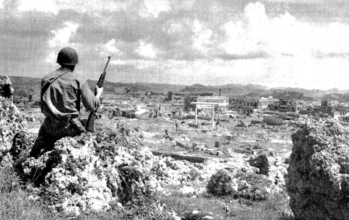 an overview of the battle of okinawa The battle of okinawa was the last major battle of world war ii, and one of the bloodiest on april 1, 1945—easter sunday—the navy's fifth fleet and more than 180,000 us army and us marine corps troops descended on the pacific island of okinawa for a final push towards japan.