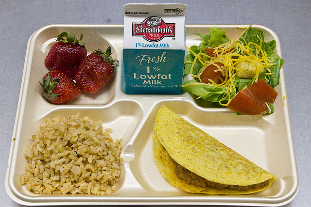 Free meals would be expanded to many schools  by legislation