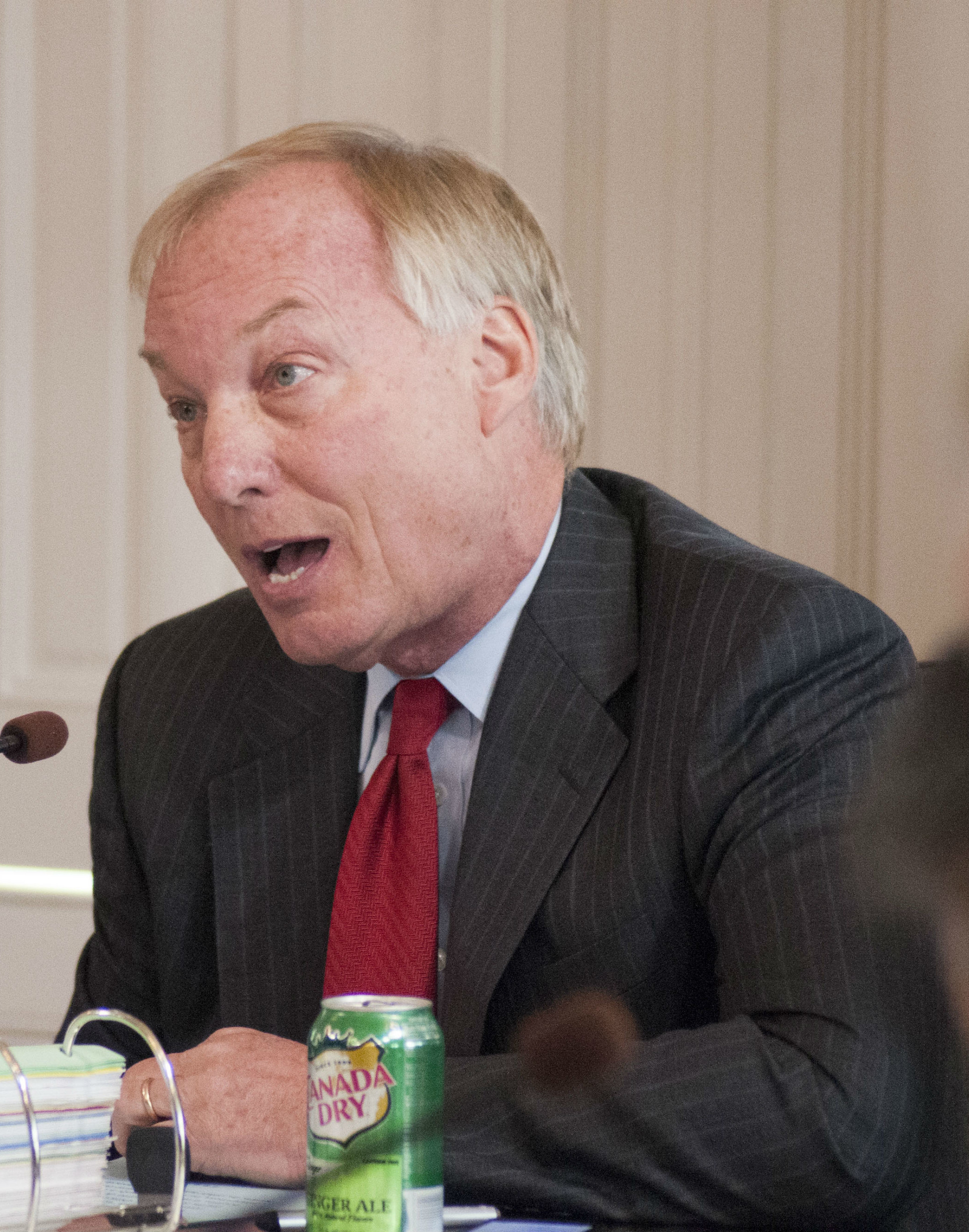 Franchot flips out over standardized testing contract