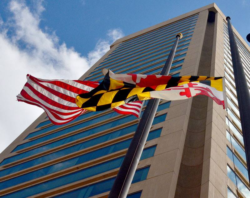 Flag Waving: Red Maryland responds to Rascovar