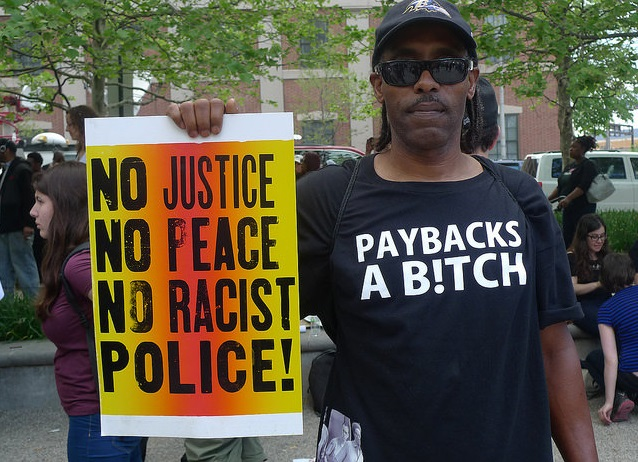 Political prosecution of police helps restore order in Baltimore