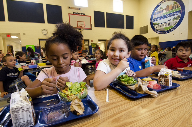 Free meals program will expand to more Maryland schools