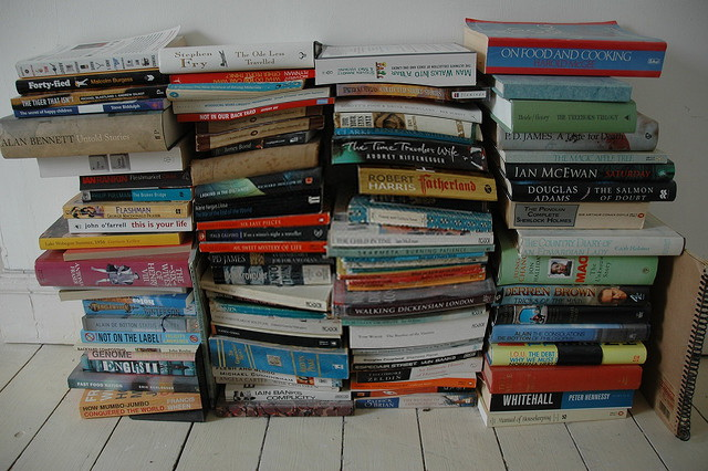Rascovar: Baltimore school's dumb dumping of books