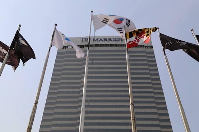 Hogan punted on hotel sales tax