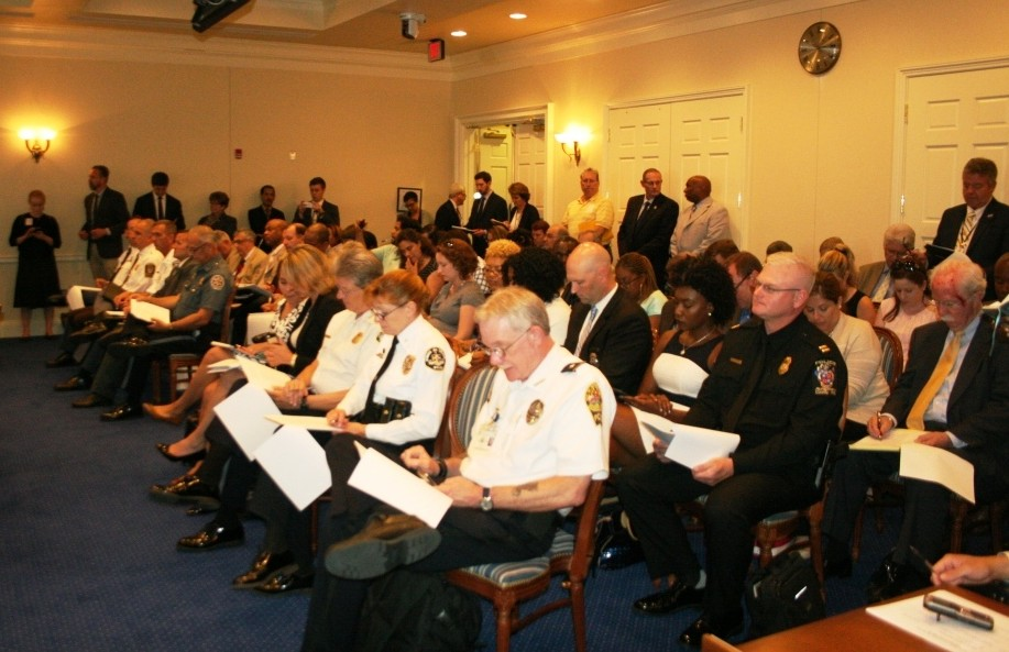 Legislators call for more diversity, standardized training for police