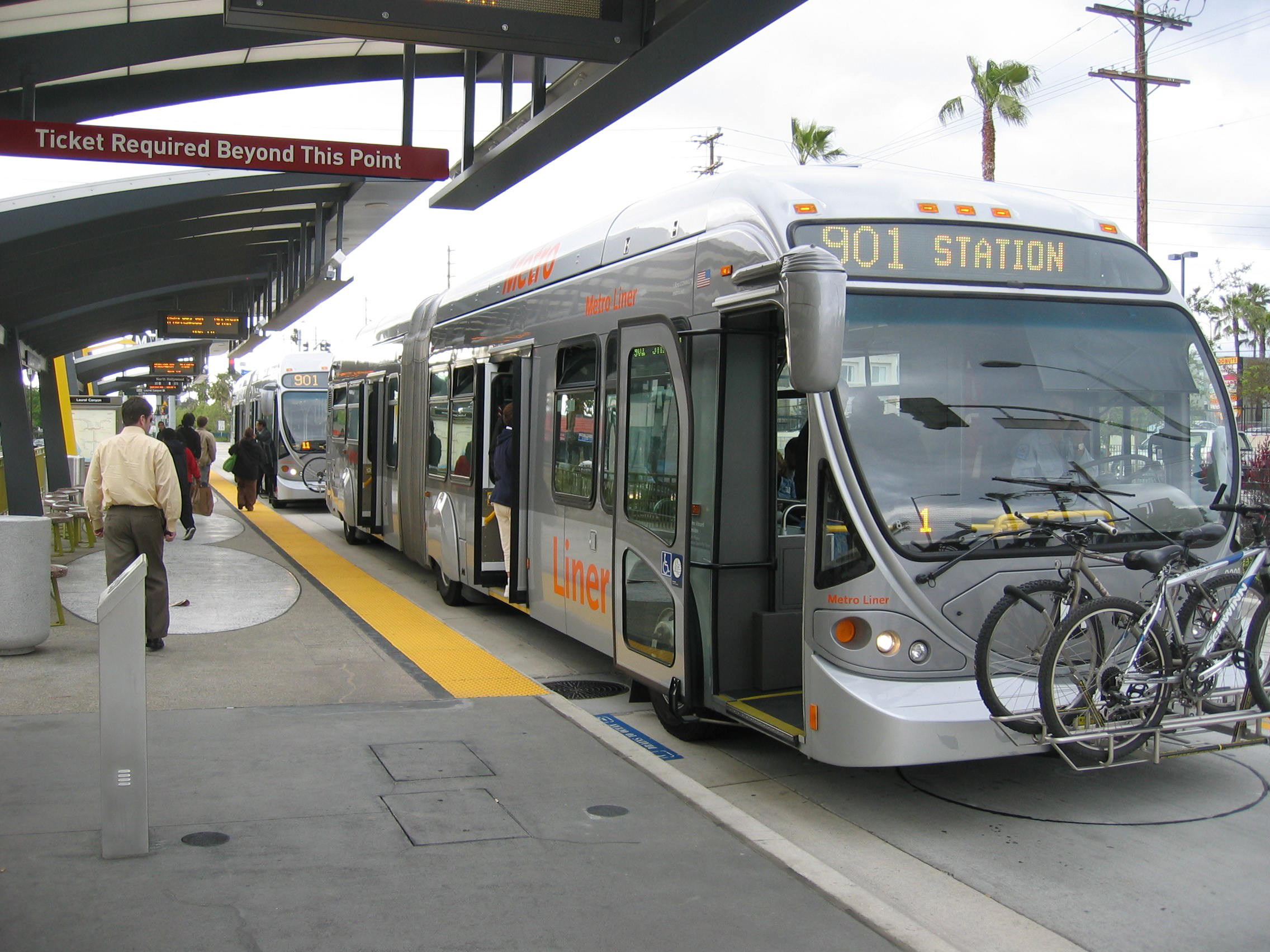 Bus Rapid Transit is the better way to go in Baltimore