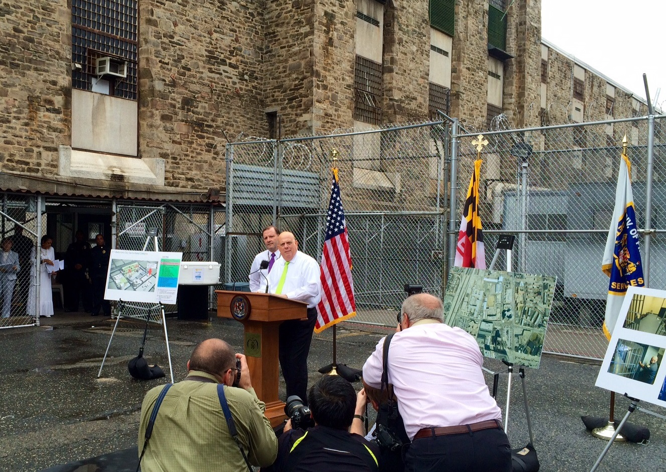Hogan shuts jail, evoking memories of 'Do it now' Schaefer