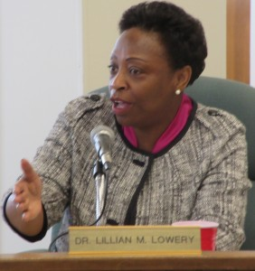 Lillian Lowery cropped