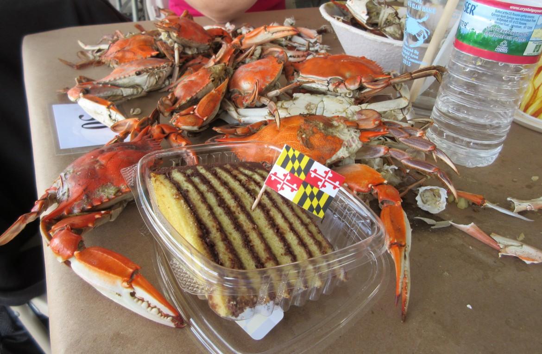 David Tours Seafood Festival