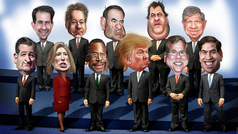 Republican debates: Some excellent policy articulation, some awful CNN oversight
