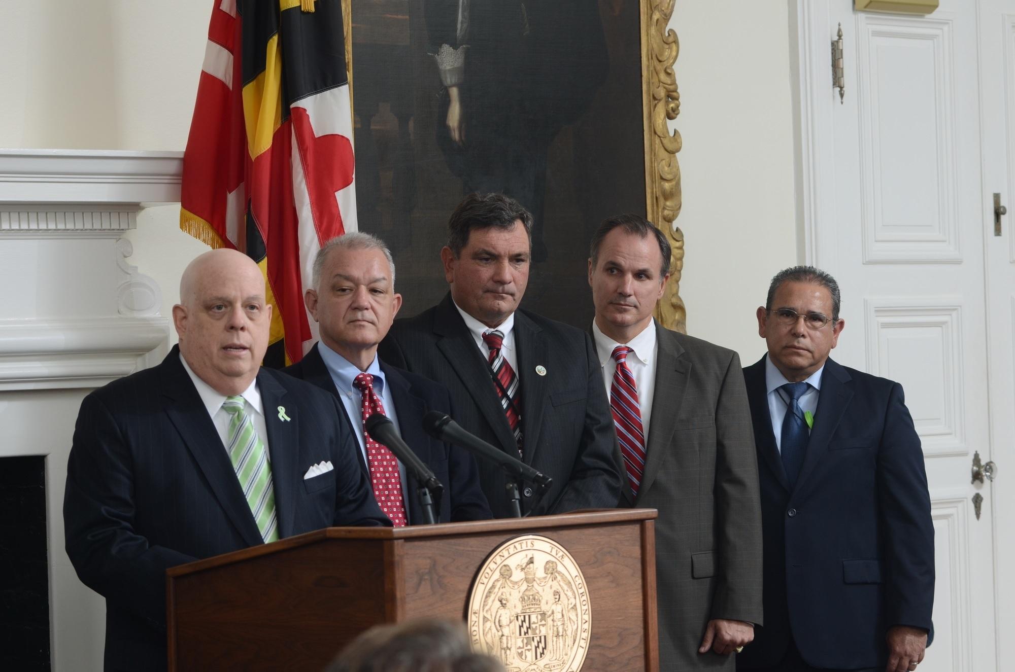Hogan cuts fees across agencies, saving $10 million annually