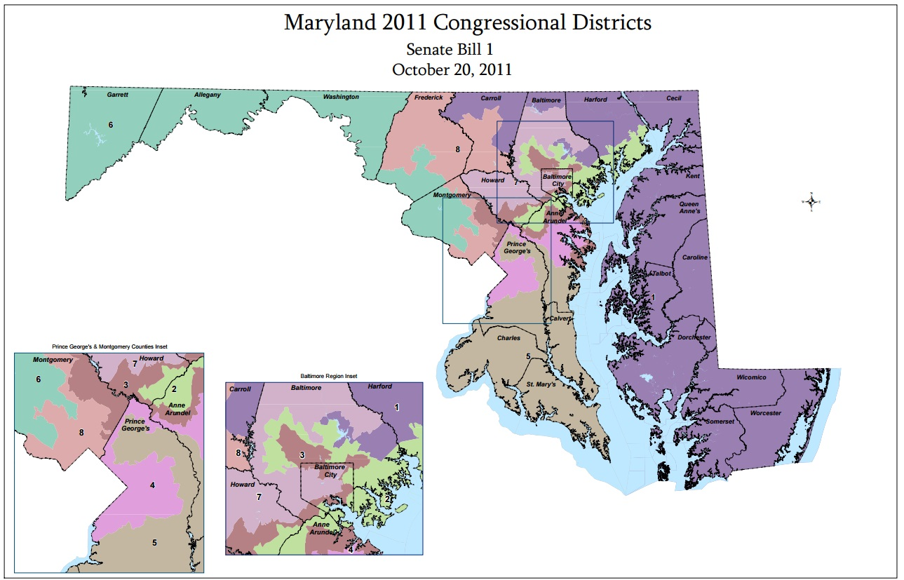 Redistricting reform gains some Senate support