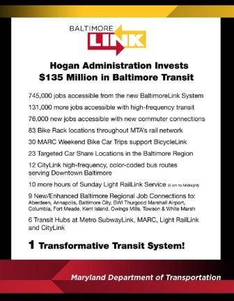 Baltimore Link Chart 2