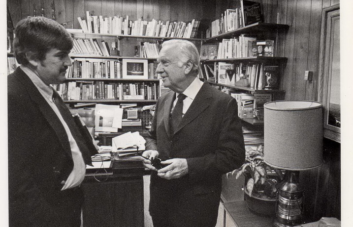 Me and Walter Cronkite: 'What Do You Know About… ?'