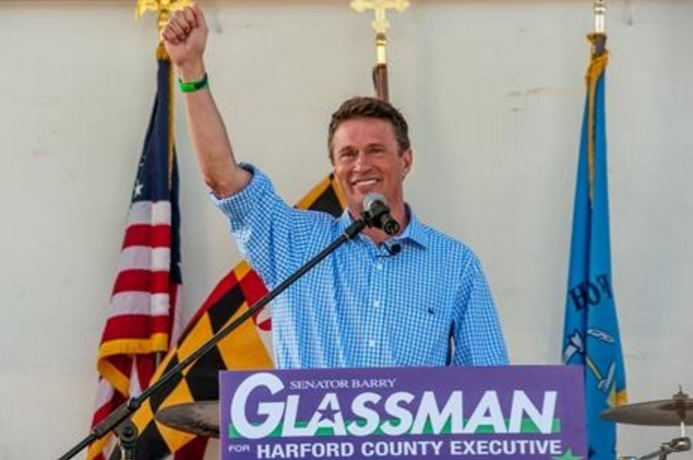Harford exec Glassman explores Senate race, takes poll